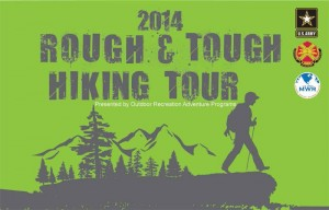 Rough Tough Hiking Tour Banner in Kentucky, Fort Campbell
