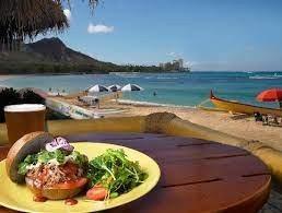 's Waikiki -food