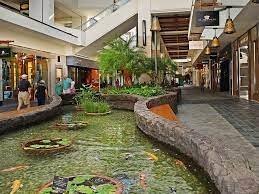 Ala Moana Center-pond