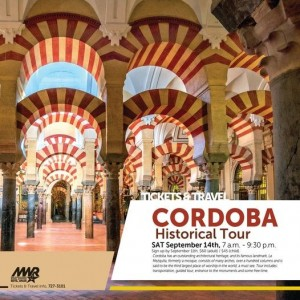 Travel Bucket List in Rota, Spain