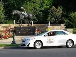 Saratoga Taxi- NSA Saratoga Springs.-horse