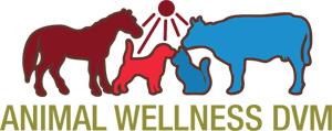 ANIMAL WELLNESS VETERINARY SERVICES LLC- NSA SARATOGA SPRINGS- logo