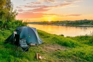 Outdoor Camping in Colorado, Colorado Springs