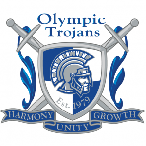 Olympic High School in Bremerton, Washington