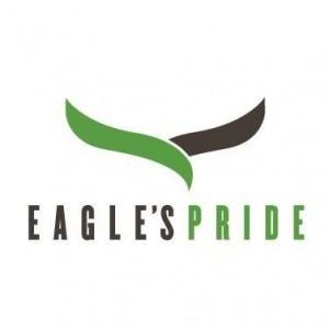 Eagle's Pride Golf Course Logo in Tacoma, Washington State