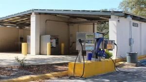 Corry Station Car Wash in Pensacola, Florida