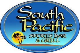 south pacific sports bar bremerto logo