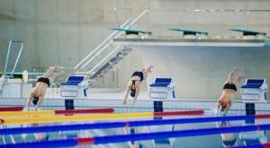 aquatics training center