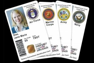 CAC Card in Bremerton Washington