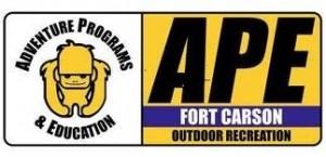 Adventure Program Logo in Colorado, Colorado Springs