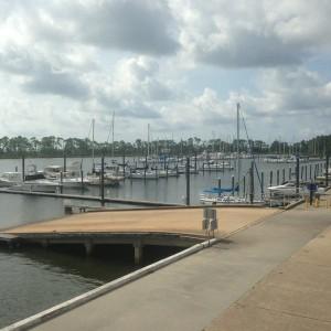 Bayou Grande Marina in Pensacola, Florida