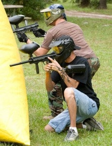 MWR Paintball in Kentucky, Fort Campbell