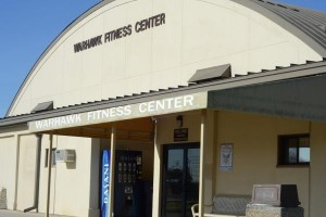Warhawk Fitness Center in Texas, San Antonio