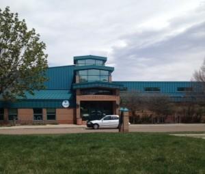 Youth Center Building in Colorado, Colorado Springs