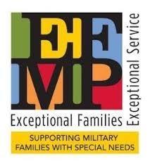 EFMP Logo in Texas, Fort Hood