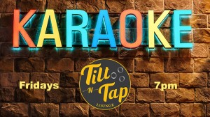 Karaoke every Fridays in Kentucky, Fort Campbell