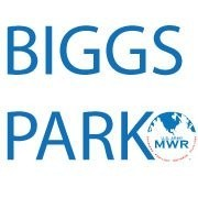 Biggs Park Logo El Paso, Texas