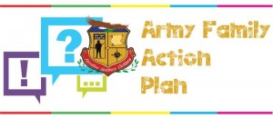 Army Family Action Plan Banner in Texas, Fort Hood