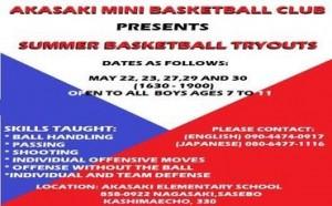 Akasaki Basketball club
