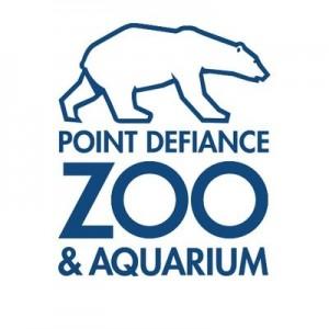Point Defiance Zoo And Aquarium Logo in Tacoma, Washington State