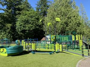 Forest Park in Everett