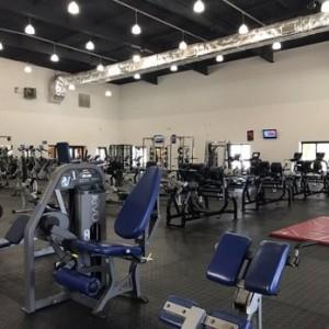 Harvey Fitness Center in Texas, Fort Hood