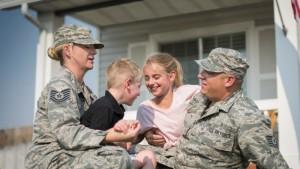 Dual Military Parenting