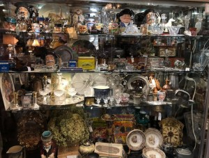 Antiques collection in Silverdale, Washington