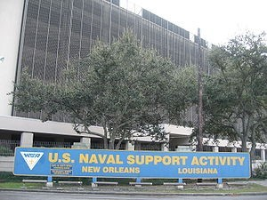 NSA New Orleans-sign