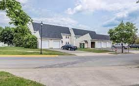 HOUSING SERVICES- NSA SARATOGA SPRING- blue car