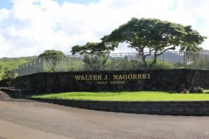 Walter J. Nagorski Golf Course in Wahiawa, Hawaii