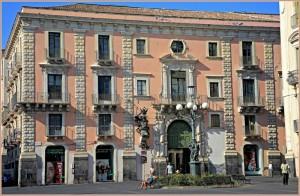 Palazzo Gioeni in Catania, Italy
