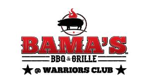 Bama's BBQ Grille Logo in Casey, South Korea