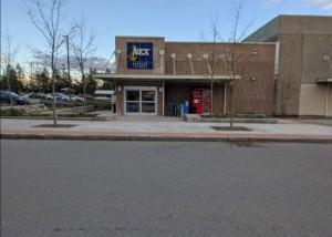 NEX Package Store in Silverdal, Washington