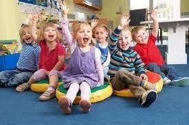 Preschool is cool