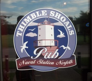 Thimble Shoals Pub in Norfolk, Virginia