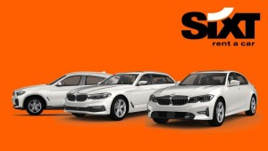 Sixt Rent A Car in Manama, Bahrain