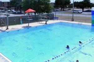 Outdoor Aquatic Center in Texas, San Antonio