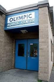 Olympic Aquatic Center- NB Bremerton- Kitsap- entrance