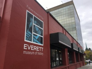 Everett Museum of History in Washington