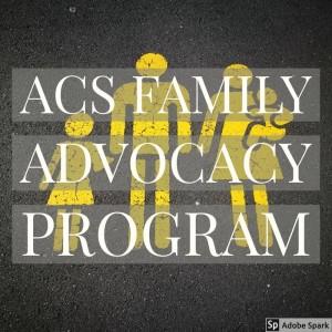 Family Advocacy Program Logo in El Paso, Texas