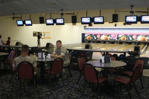 Bowling Center Snack Bar