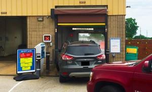 Auto Car Wash in Illinois, Scott AFB