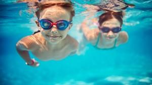 Indoor Swimming Lesson in Pensacola, Florida