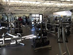 Admiral gym house