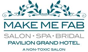 Make Me Fab Salon Spa- sign