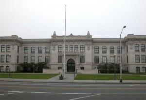 Everett High School in Washington