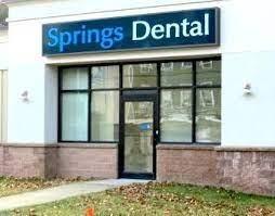 Spring Dental NSA Saratoga Springs- location