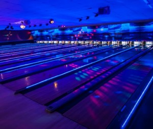 Bowling Center in Connecticut, New London