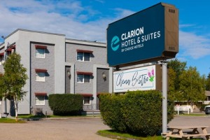 Clarion Hotel in Eielson, Alaska